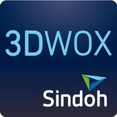 Sindoh 3DWOX Mobile icon