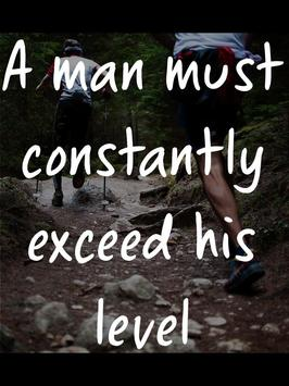 Trail Running Quotes poster