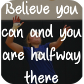 Volleyball Motivational Quotes icon