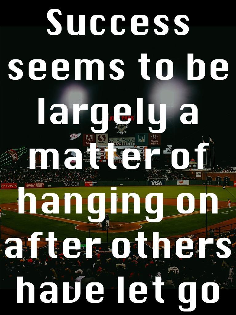Baseball Motivational Quotes 5 for Android - APK Download