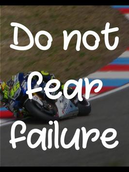 Best Bike Racing Quotes poster