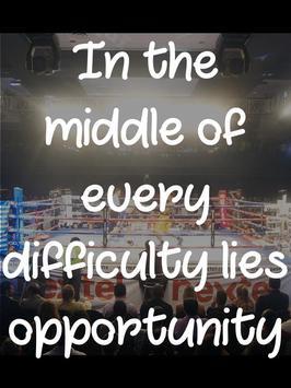 Best Boxing Quotes apk screenshot