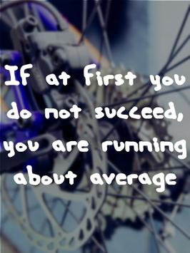 Cycling Motivational Quotes 2 apk screenshot