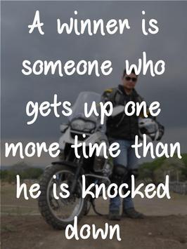 Motocross Motivational Quotes apk screenshot
