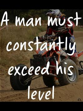 Motocross Quotes from Riders screenshot 1
