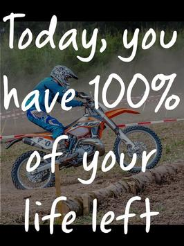 Motocross Quotes from Riders screenshot 2