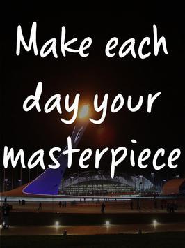 Olympics Quotes Inspirational apk screenshot
