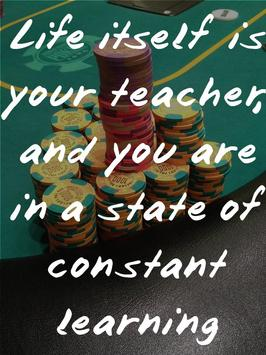 Poker Quotes about Bluffing apk screenshot