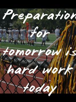 Athletes motivational quotes apk screenshot