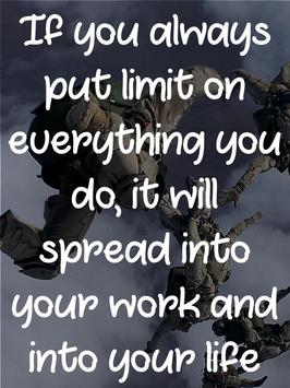 Skydiving Quotes Point Break apk screenshot