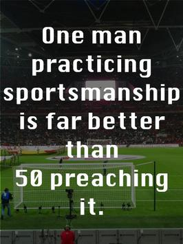 Soccer Motivational Quotes screenshot 1