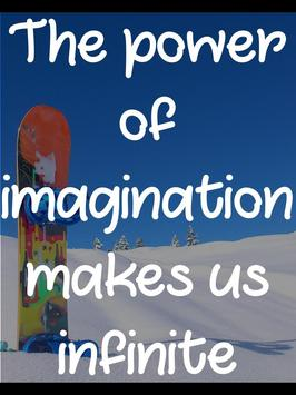 Snowboard Quotes and Sayings apk screenshot