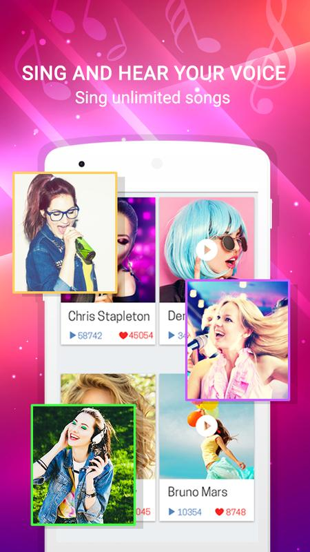Karaoke Free To Sing And Star Maker For Android Apk Download