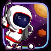 Space Golf Galaxy icon
