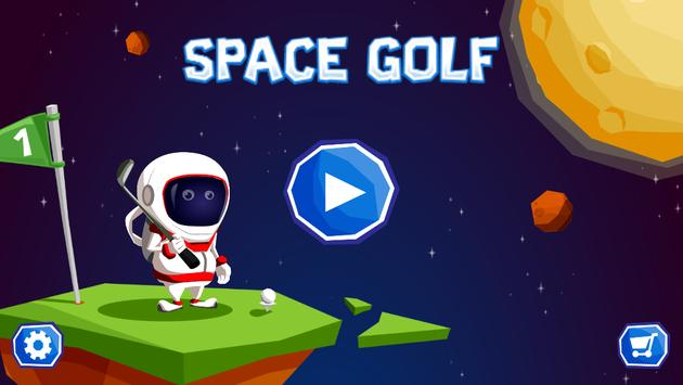 Space Golf Galaxy apk screenshot