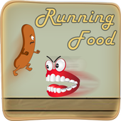 Running Food icon