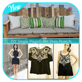 DIY Simple Magnificent Dress Projects icon