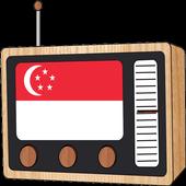 Singapore Radio FM - Radio Singapore Online. icon