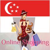 Singapore Online Shopping icon