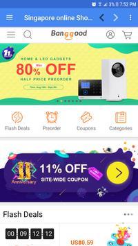 Singapore Online Shopping screenshot 2