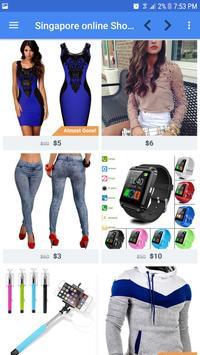 Singapore Online Shopping screenshot 6
