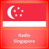 Radio Singapore: Radio Online + FM Radio Singapore icon