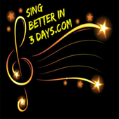 Sing Better In 3 Days; Voice and Singing Lessons icon