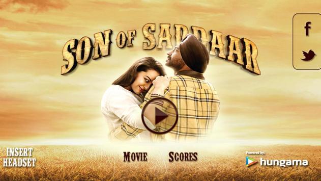 Son Of Sardaar poster