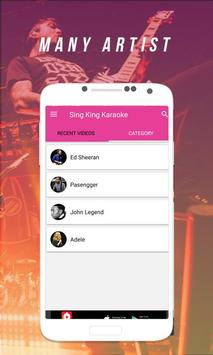 Sing King Karaoke screenshot 2