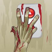 Zombie elevator icon