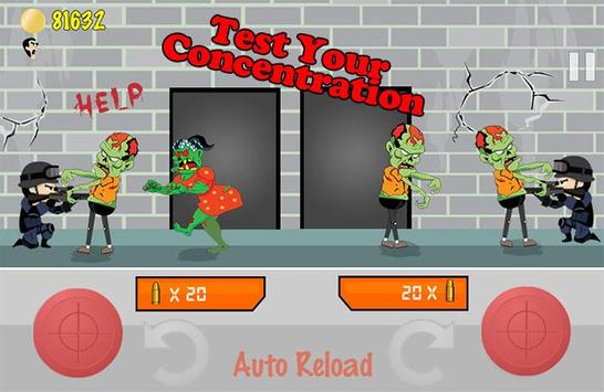 Zombie elevator apk screenshot