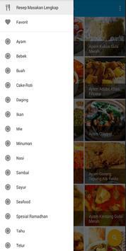 1000 Resep Masakan Lengkap capture d'écran 4