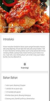 1000 Resep Masakan Lengkap capture d'écran 5