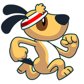 Jogging Paws icon