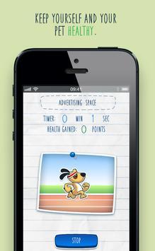 Jogging Paws apk screenshot