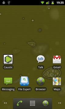 SwampWater Live Wallpaper apk screenshot