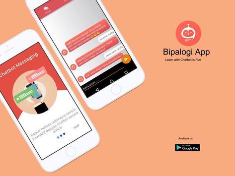 Bipalogi App poster