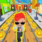 Super Subway Surf 3D 2018: Subway Racing 3D icon