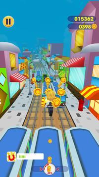 Super Subway Surf 3D 2018: Subway Racing 3D screenshot 4