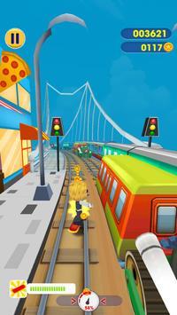 Super Subway Surf 3D 2018: Subway Racing 3D screenshot 2