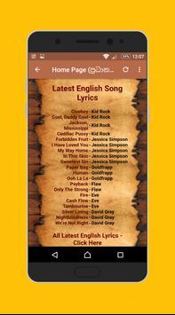 සිංහල සින්දු Lyrics (Sinhala Sindu Lyrics) screenshot 2