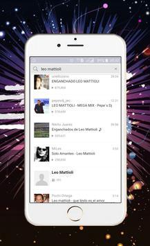 Leo Mattioli Mejor Canciones apk screenshot