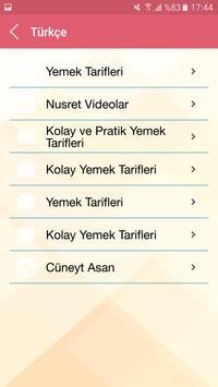 Information sharing screenshot 1