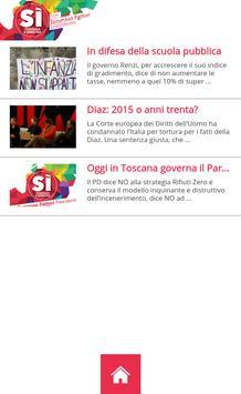 Sì - Toscana a Sinistra screenshot 2