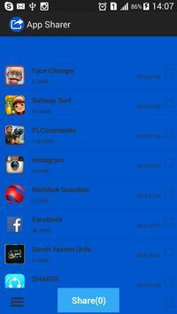 App Sharer poster