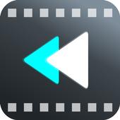 Reverse Video Maker 2018 icon