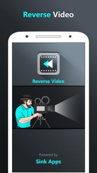Reverse Video Maker 2017 poster