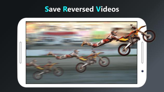 Reverse Video Maker 2018 apk screenshot
