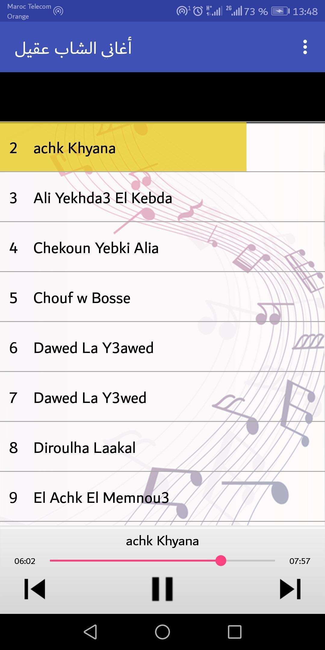 GRATUIT CHEB TÉLÉCHARGER MUSIC LA3KAL MP3 AKIL DIROULHA