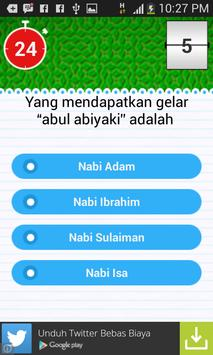 Kuis Islami screenshot 4